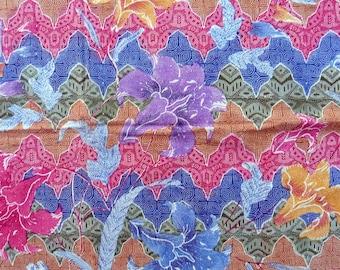 Batik Handmade Indonesian Textile Kain Cap BTK201