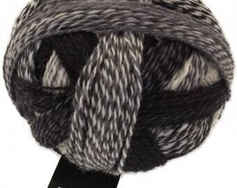 Magic Ball 6 Domino yarn knit handmade Schoppel knitting crochet