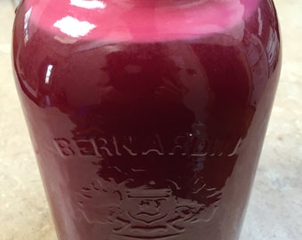 3 Healing Juice Recipes & Yoga for Heartburn, Acid Reflux anf G.E.R.D.