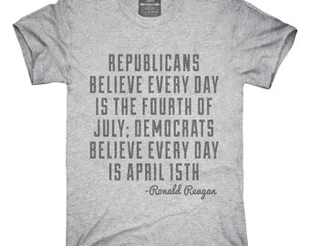 4th Of July Ronald Reagan Quote T-Shirt, Hoodie, Tank Top, Gifts