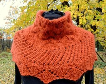 Jody Cowl Knitting Pattern