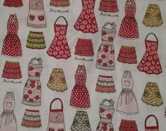 Apron Fabric 1 Yard Cotton