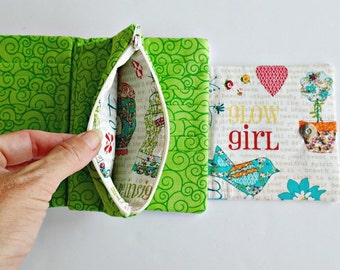 The Ultimate Wallet - PDF Sewing  pattern