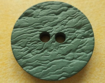 7 turquoise buttons 23mm (208) button