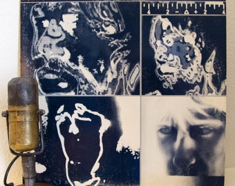 """ON SALE The Rolling Stones - """"Emotional Rescue"""" (Original 1980 RS/Atlantic Records with """"She's So Cold"""") - Vintage Vinyl Record"""