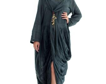 Maxi  dress (fit M-L) Boho ,funky ,simple, classic dress
