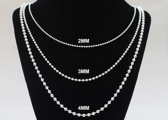 necklace steel from item box jewelry men in waterproof black gift link chain stainless customized necklaces round length
