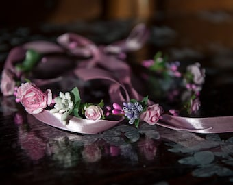 Flower Crown romantic shabby chic