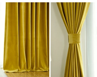velvet antique drapes homes green mtm beautiful interior curtains gold spanish all design sizes stunning pin fully draping