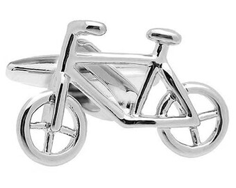 bicycle Cufflinks n00624