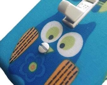 Owl Nursery Light Switch Cover / Woodland Nursery by Suiteplat