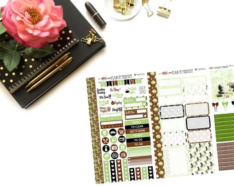 Peace of Mind Personal Kit// Personal Planner Stickers