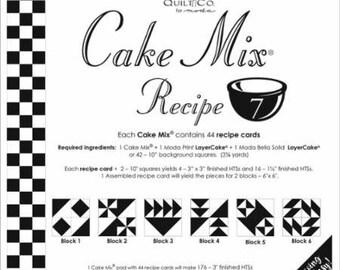 Cake Mix #7