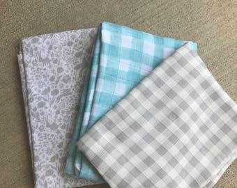 Individual Oversized Newborn Swaddle Blanket