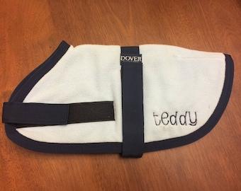 Personalized Dog Blanket Coat