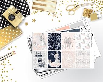 Buy 2 and get the 3rd kit free || Forever Full Kit || 8 Full Sheets || Erin Condren Vertical || EC-125