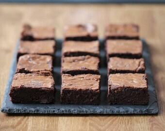 Brownies, Chocolate Brownies, Brownies Present, Brownies Gift, Brownies by Post