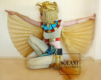 Costume of the Egyptian Goddess Isis