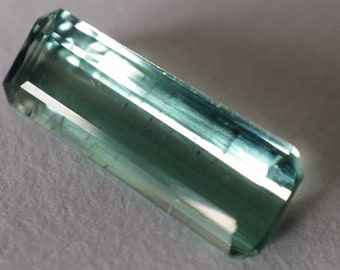 Natural Blue Indicolite Tourmaline 0.65 Ct A6