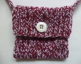 knitted bag 16cm