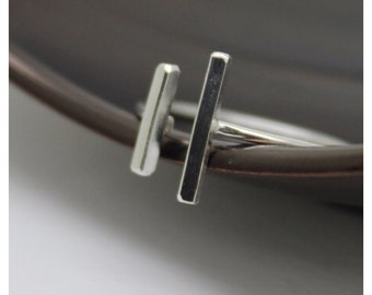 Twigs Ring in Sterling Silver