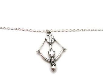 Crossbow Bracelet  Bow and Arrow Bracelet Bow Bracelet Archery Bracelet Archer Crossbow Jewelry Bow Jewelry Archery Jewelry