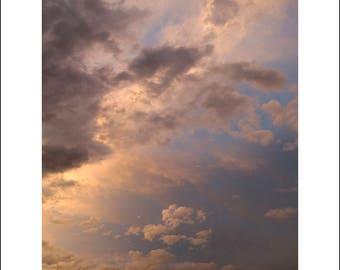 Storm Clouds, spring, Montana