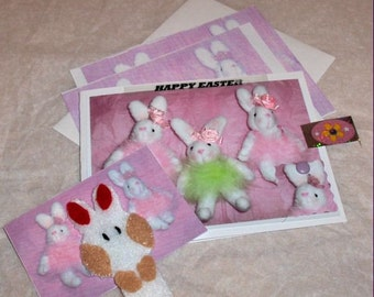 Happy Easter Child's GIFT and CARD    UNIQUE