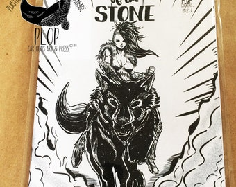 Zine: Girls of the Stone Issues 1-4