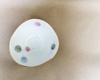 Vintage (Mid-Century) Zeh Scherzer Bavaria dessert bowl