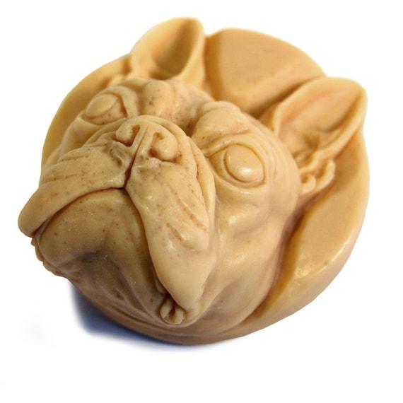 Boston Terrier Soap