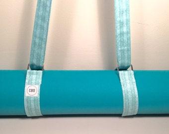 Yoga Mat Strap, Yoga Mat Sling, Yoga Strap, Yoga Mat Carrier