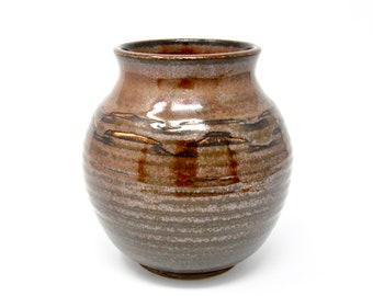 Small Pottery Vase Stoneware Flower Vase Handmade Ceramic Vase Pottery A