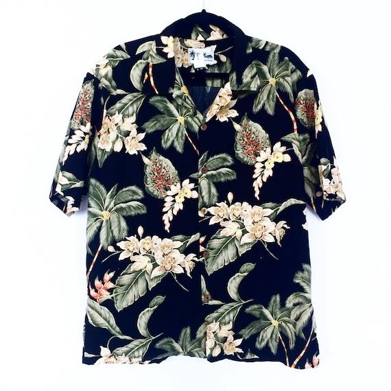 Vintage Howie Hawaiian Shirt - Made in Hawaii
