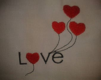 LOVE embroidery MACHINE (made to order)