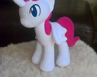 White winged unicorn