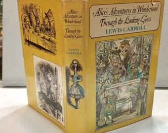 1950s Alices Adventures In Wonderland Lewis Carroll John Tenniel Illustrator.