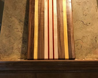 Cutting Board - Exotic Woods
