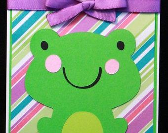 Purple Hoppy Birthday *sale*