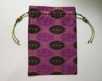 Tarot Card Bag Egyptian Scarab Magick