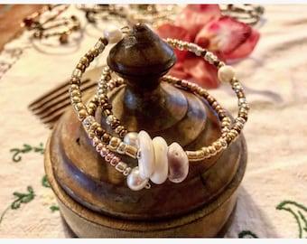 Puka pearls