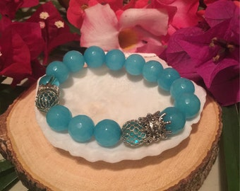 Dutchess Blue Bracelet