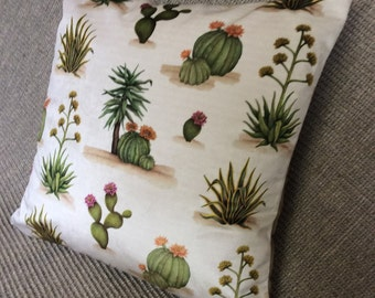 Velvet Multi Desert Pillow