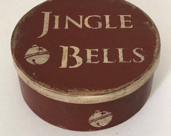 Jingle Bell Christmas Box