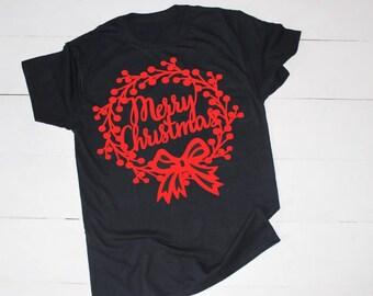 Merry Christmas, Merry Christmas Shirt, Shirt, Christmas Shirt