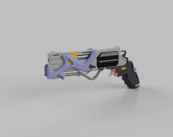 Peebee's Sidewinder - Model for 3D Printing