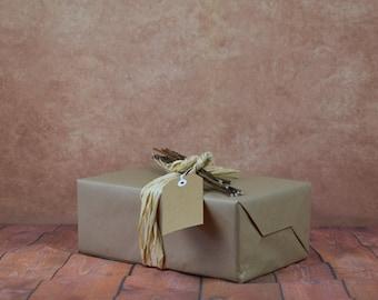 WRAP for PETS Gift Wrap Kit - Rabbit