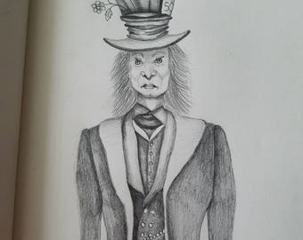 My version of the mad hatter
