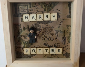 Harry Potter Marauder's Map Picture
