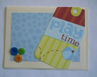 Baby Boy Card 17